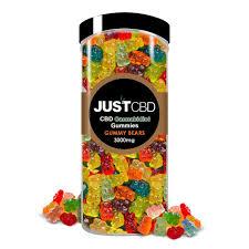 Best CBD Gummy Bears Party Pack